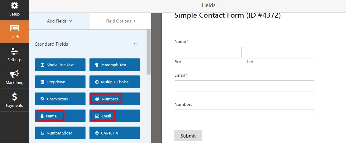 Add a Request to Callback Form in WordPress