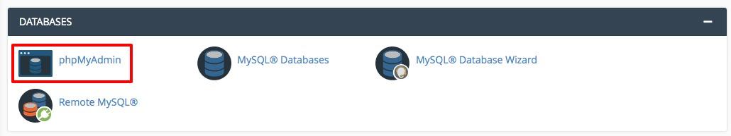 reset WordPress password from phpMyAdmin