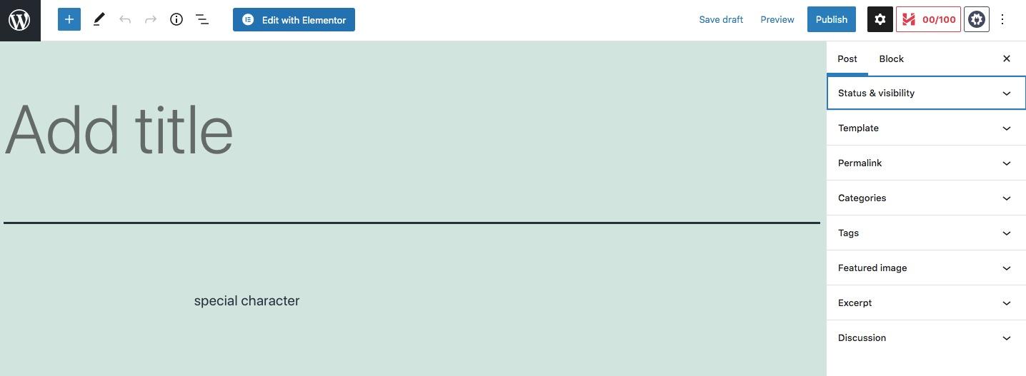 rearrange the post edit screen in WordPress